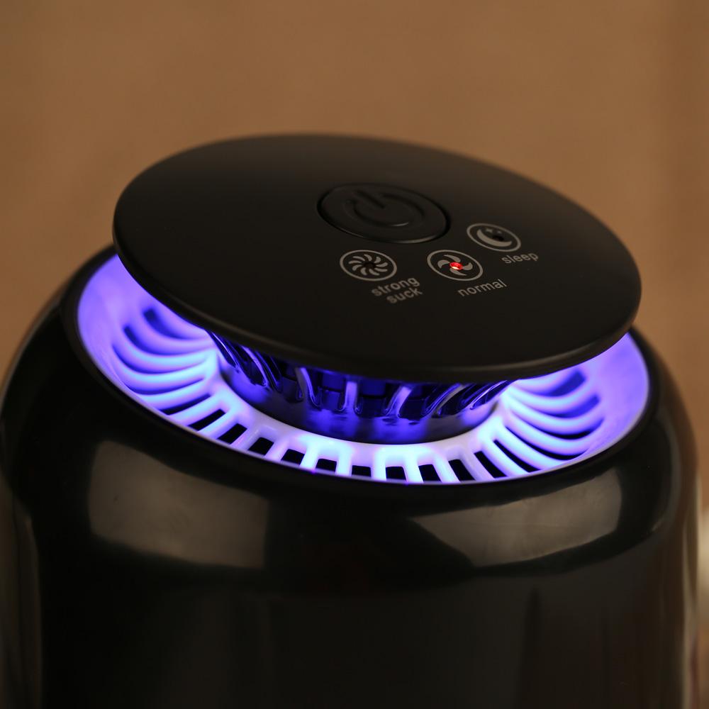 Smart UV LED Mosquito Killing Trap Lamp Bug Zapper