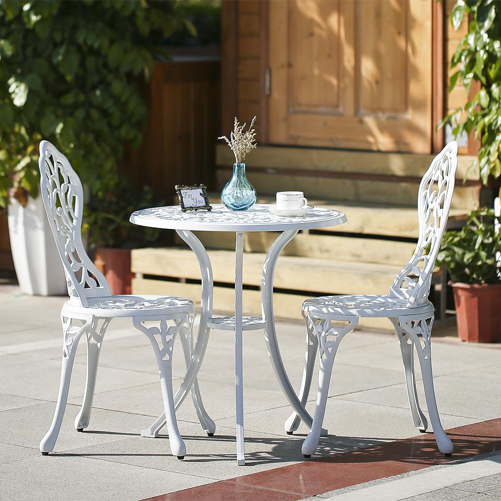 Modern Outdoor Table And Chairs. Gartenmöbel Polyrattan - 45 Outdoor ...