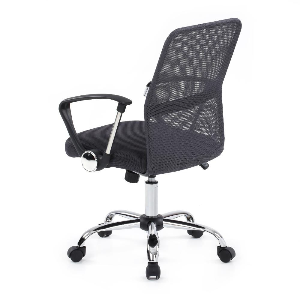 ikayaa ergonomique mesh ajustable pr sident ex cutif bureau tabouret 360 swivel computer task. Black Bedroom Furniture Sets. Home Design Ideas