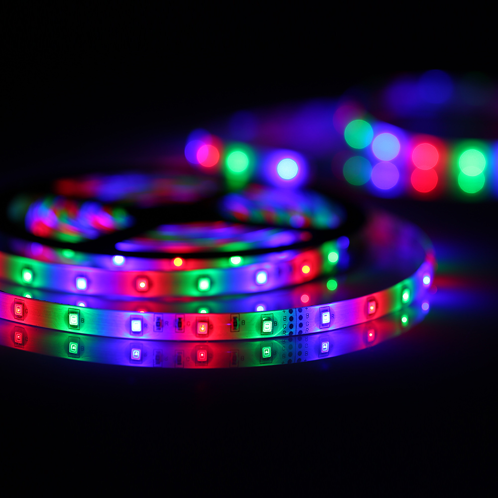 5m 270 leds remote control led strip light rgb color changing 5 modes aloadofball Image collections