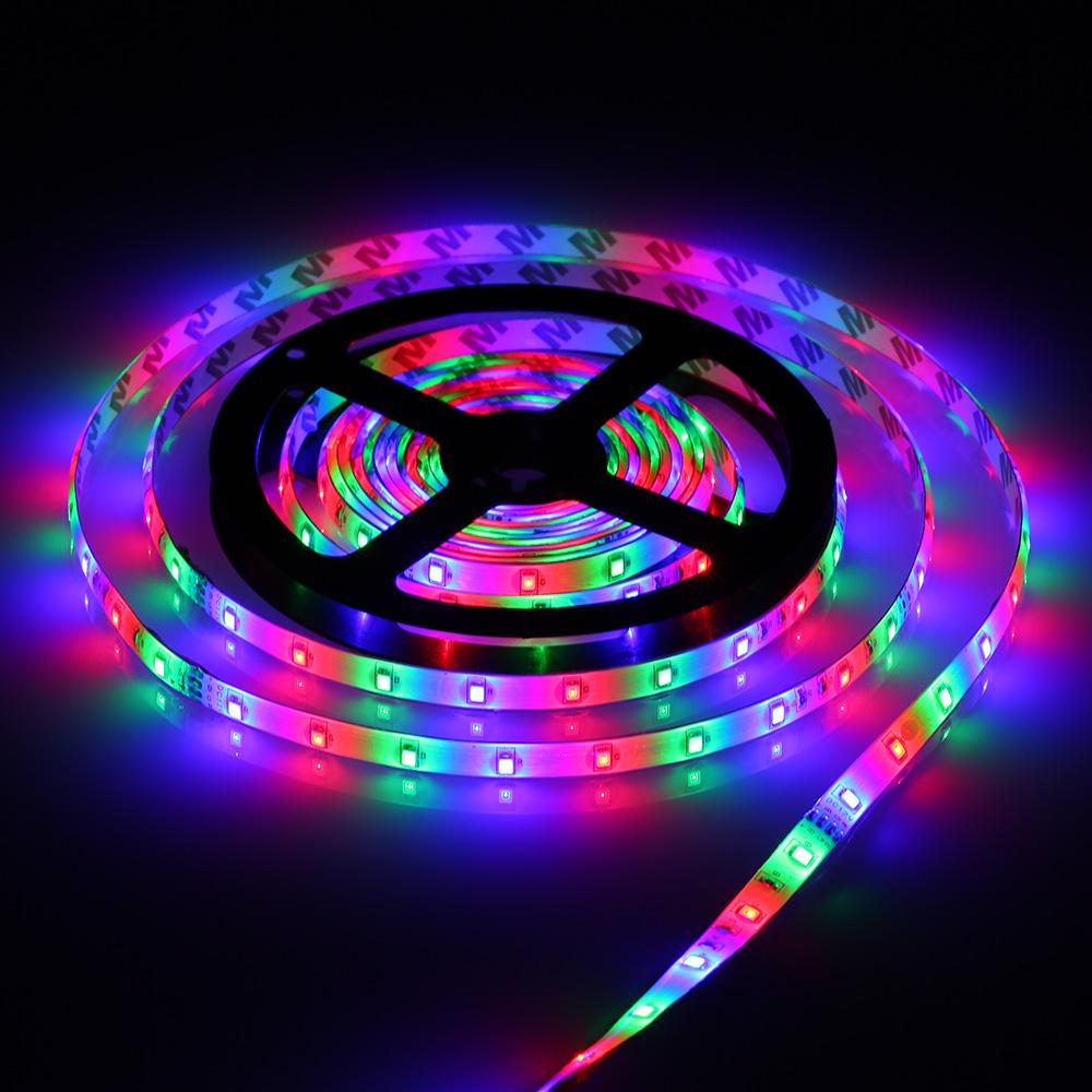 5m 270 leds remote control led strip light rgb color changing 5 modes aloadofball Images
