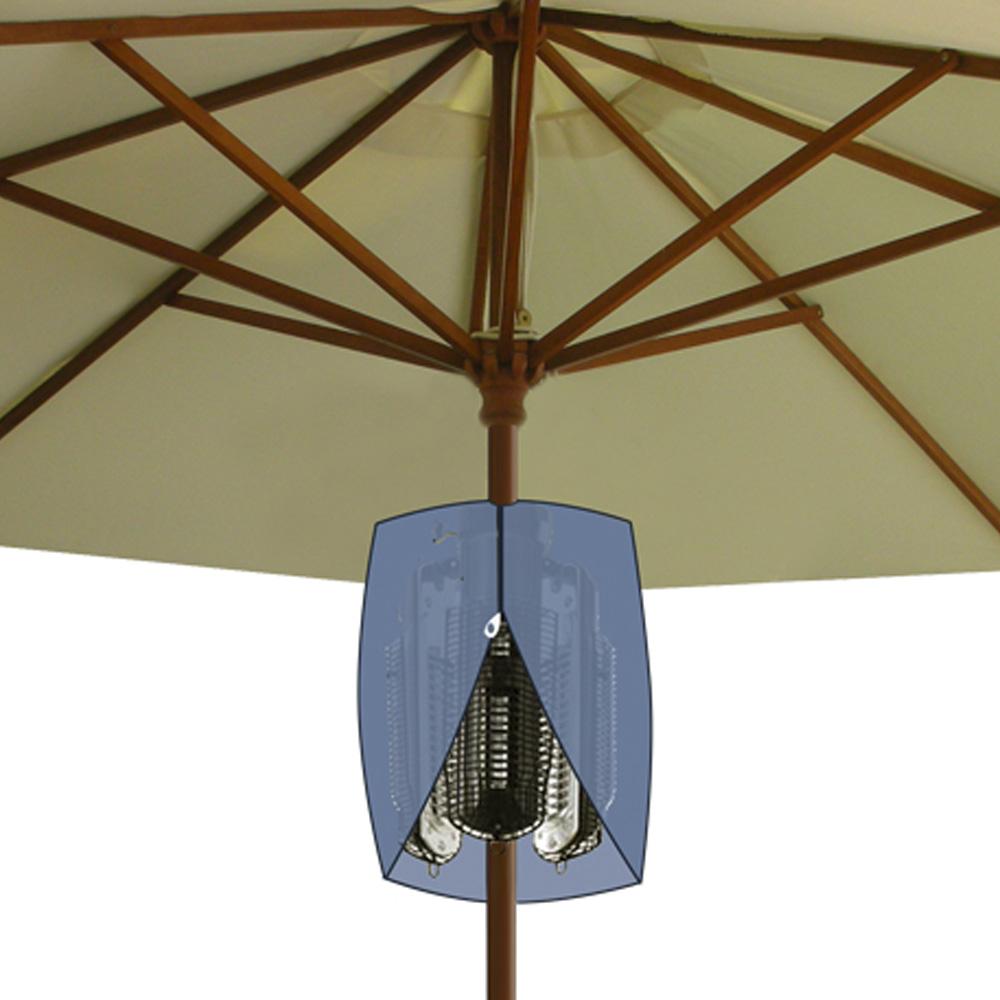 housse de protection pour parasol chauffant lectrique pce 3 seulement sur. Black Bedroom Furniture Sets. Home Design Ideas