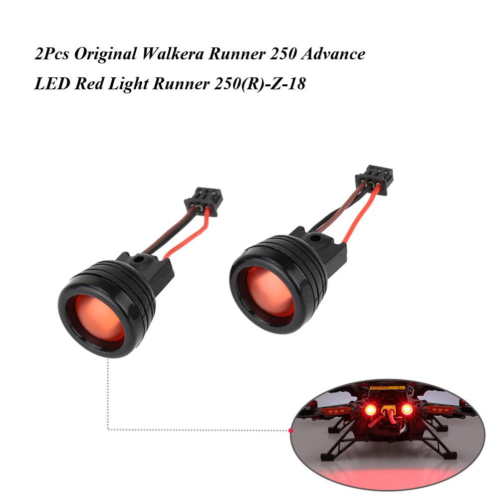 2pcs original walkera runner 250 advance led light runner 250 r z