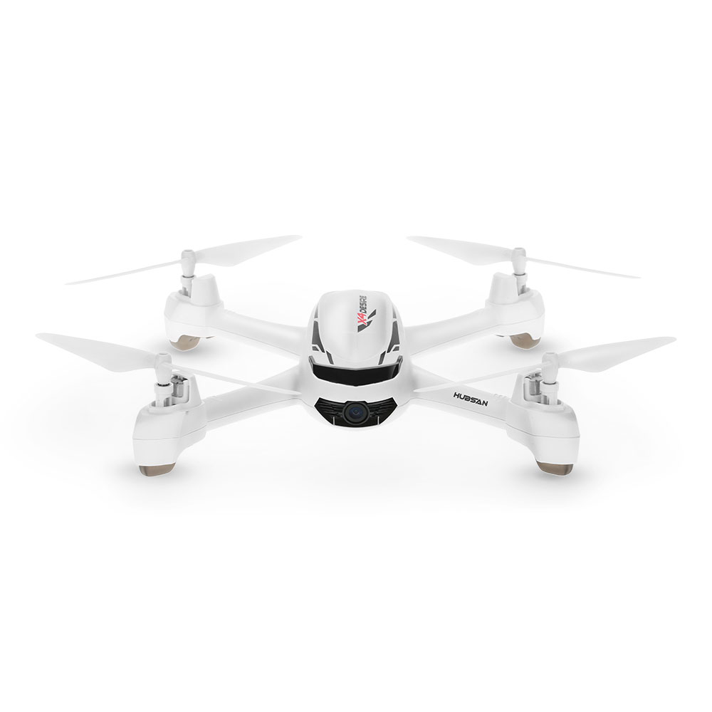 Only $122.99 For Hubsan  720P HD Camera Drone with code H502S