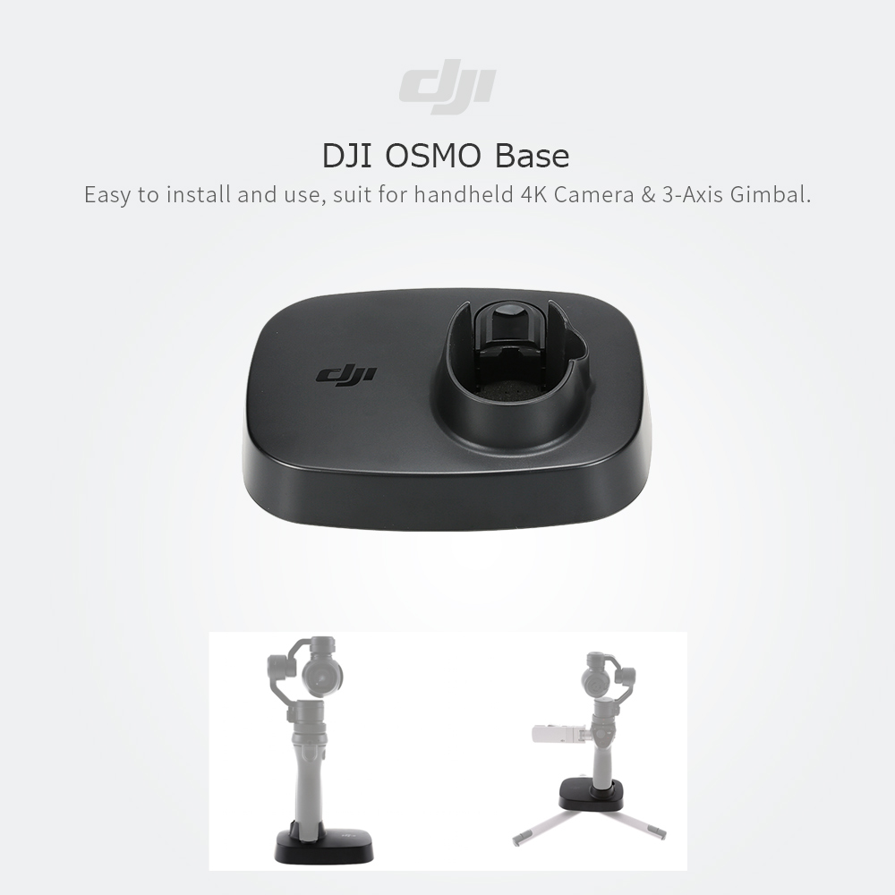 Original Dji Osmo Part 46 Base For Handheld 4k Camera Mobile Free 3