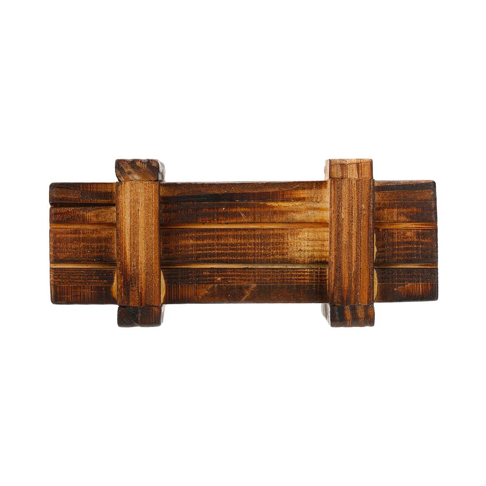 Decoraci n de caja de madera accesorios piezas para 1 10 for Decoracion de cajas