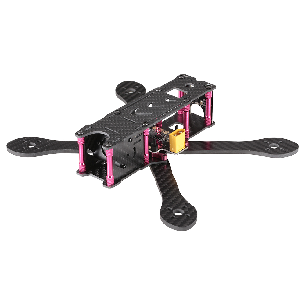 GEPRC GEP-VX5 215mm X-Type 5in Carbon Fiber FPV Racing Drone ...