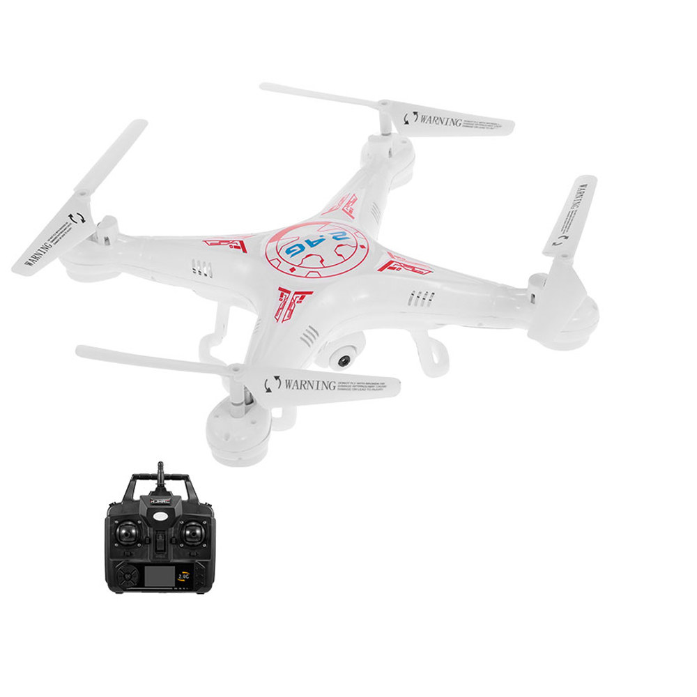 Black X5c 1 24ghz Headless Mode 3d Flips One Key Return Rc Drone Quadcopter
