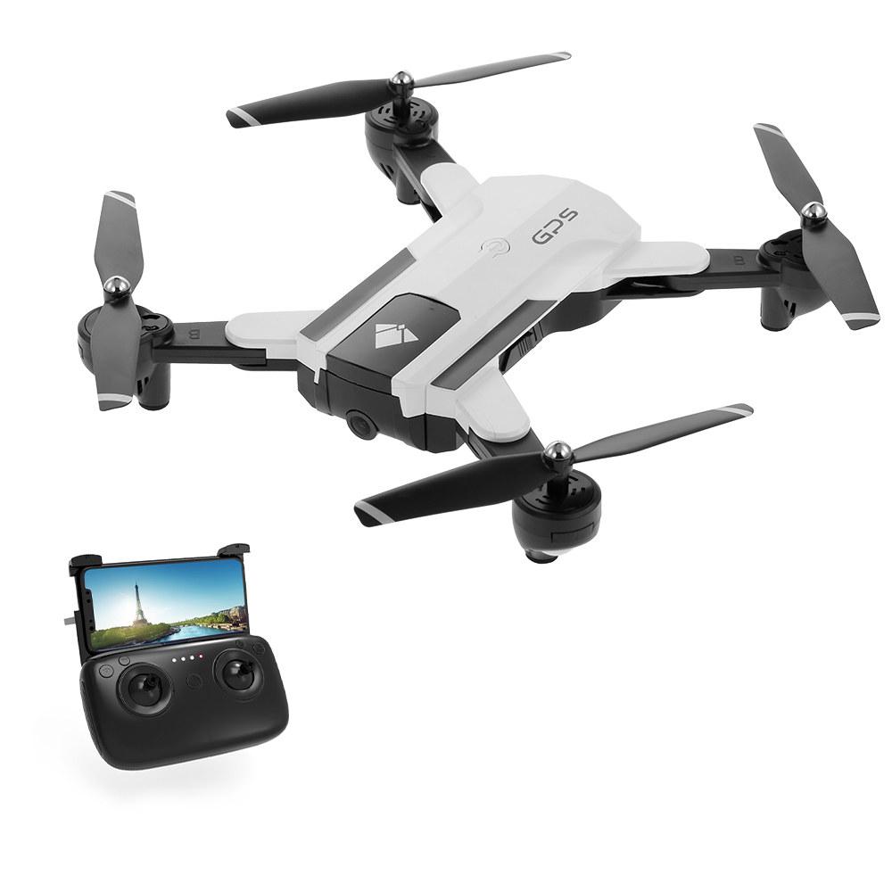 b309ea4c635 SG900-S GPS Drone RC con cámara 1080P Wifi FPV Sígueme Modo envolvente  Múltiples puntos