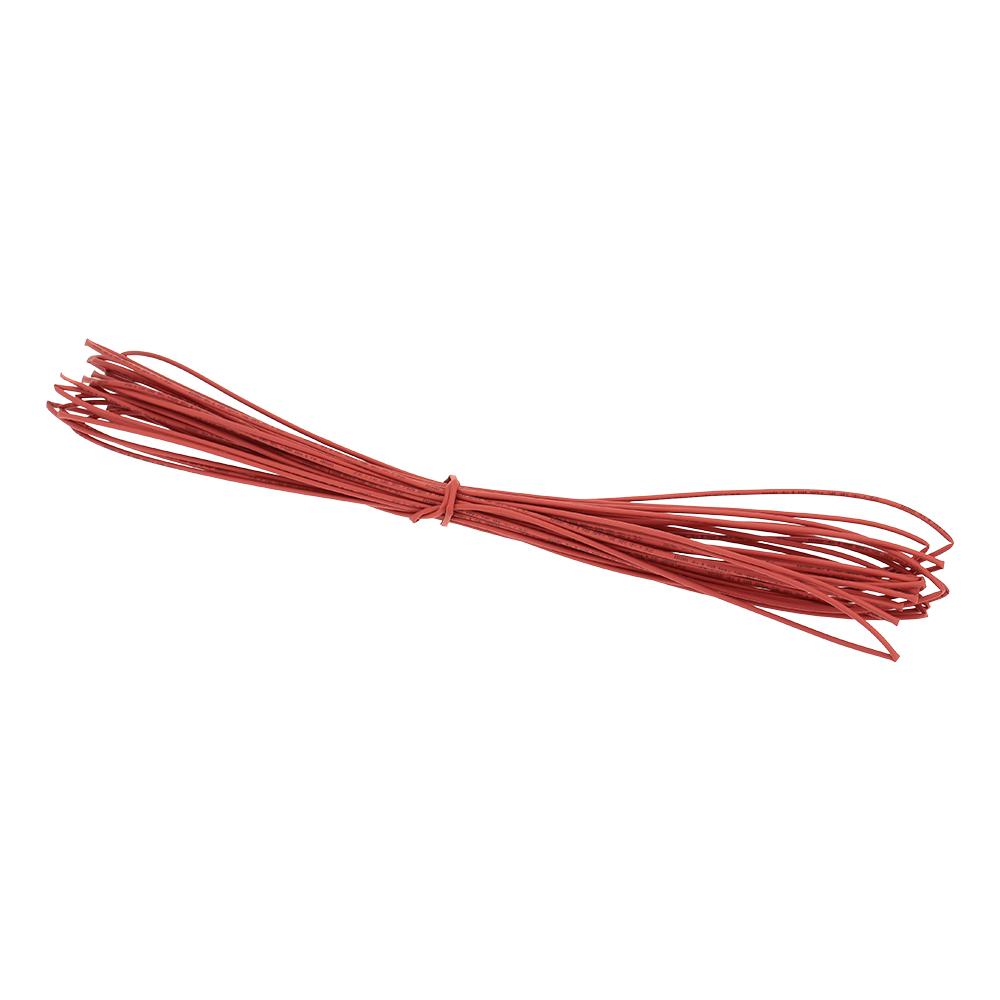 2pcs 10 m 1 mm negro y rojo de poliolefina libre de for Tubo corrugado rojo precio
