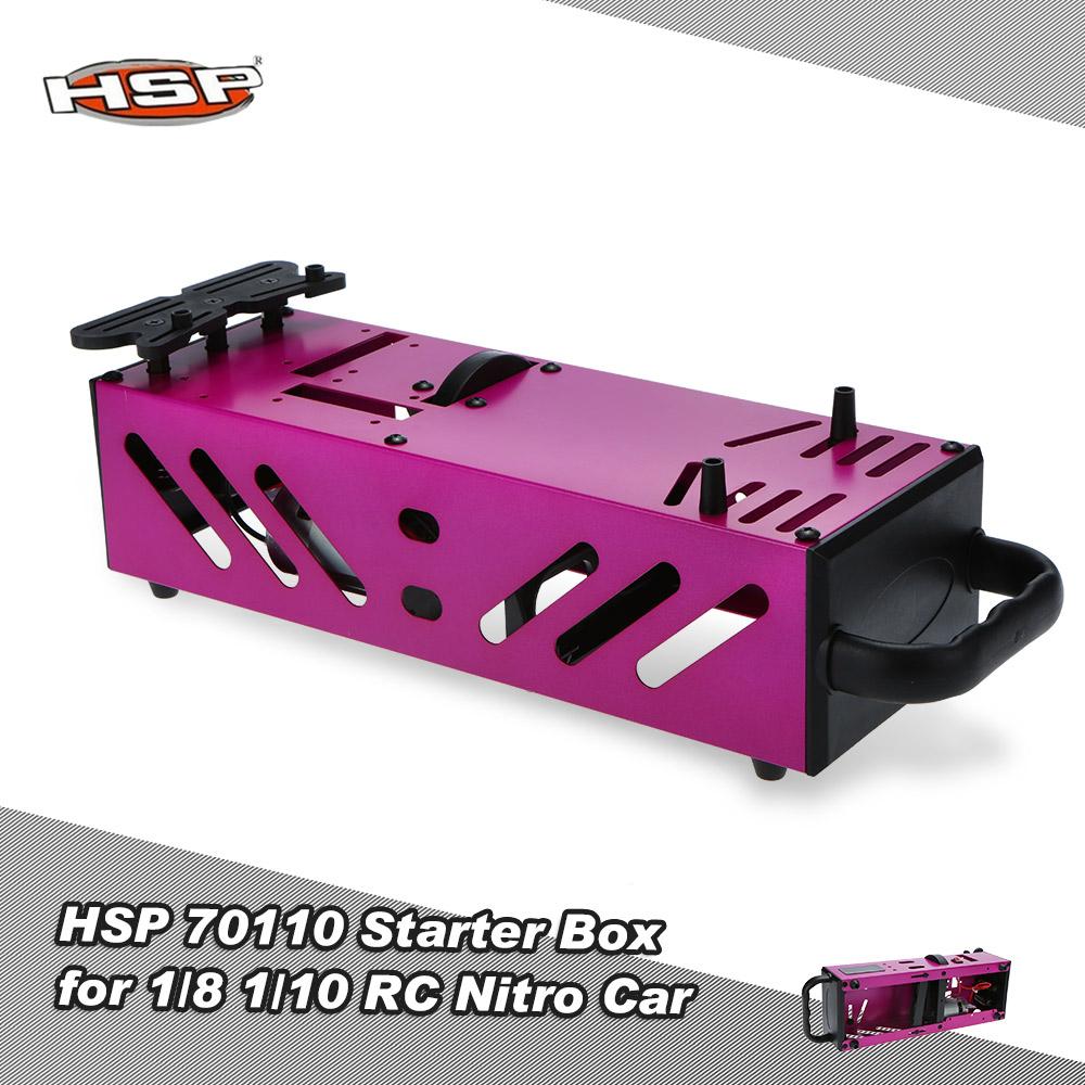 Original HSP 70110 Starter Box for 1/8 1/10 RC Nitro Car