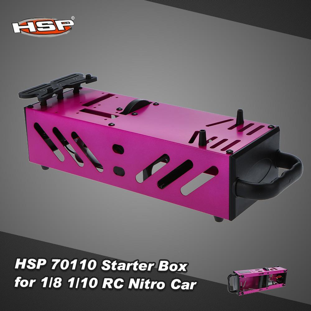 Original Hsp 70110 Starter Box For 1 8 10 Rc Nitro Car Wiring Diagram