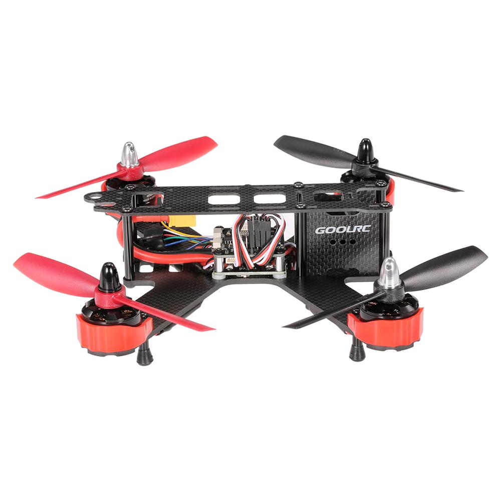 Ursprüngliche GoolRC 210 Carbon Fiber Racing Drone RC Quadcopter mit ...