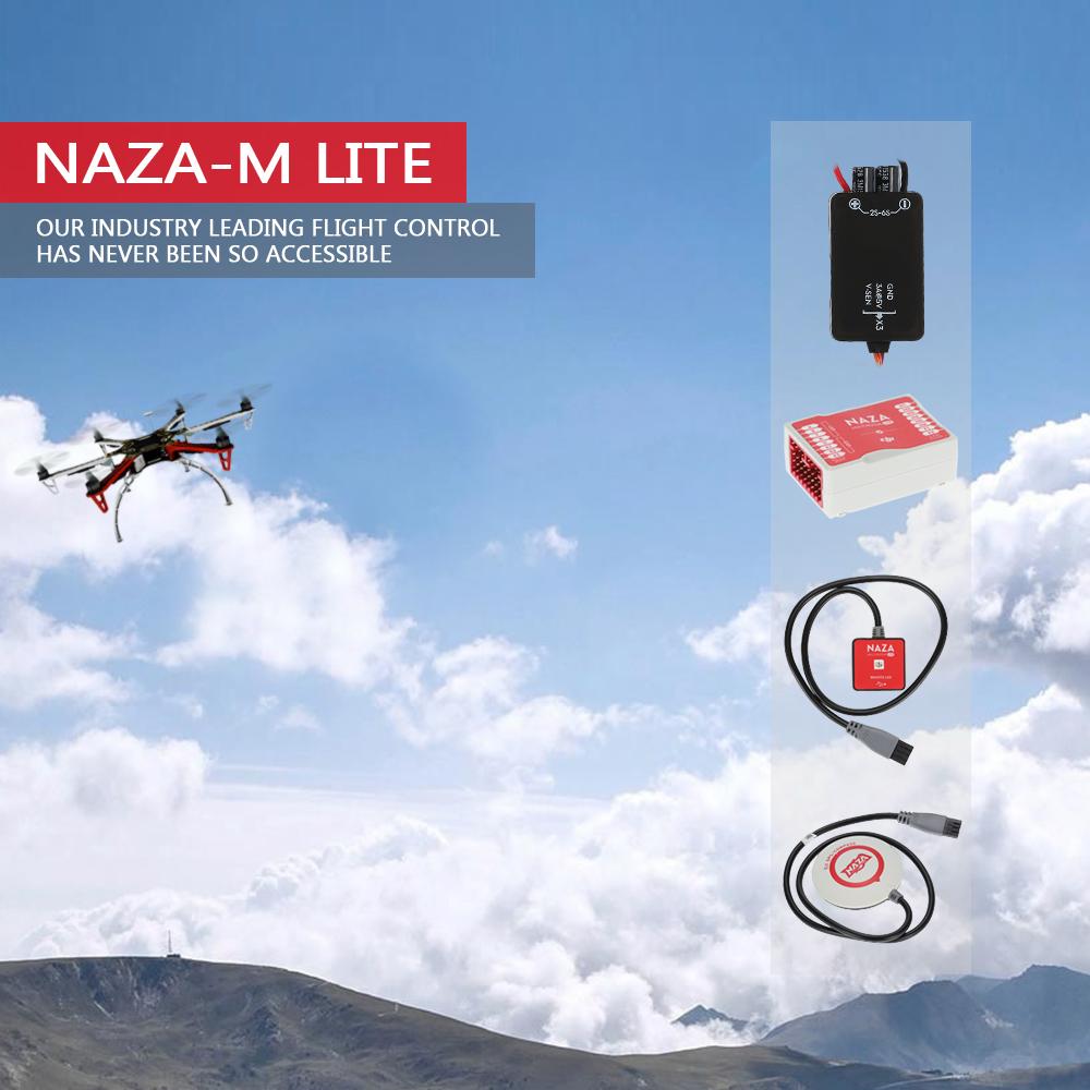 Original DJI Flame Wheel F550 ARF KIT NAZA-M Lite GPS 420 Lite ESC 2312  Motor Hexacopter Combo Set Frame - RcMoment com