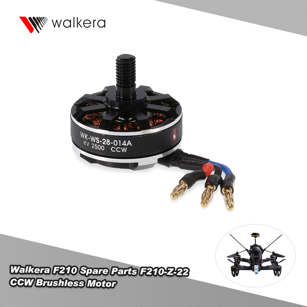 Walkera F210 RC Helicopter Quadcopter parts Brushless motor F210-Z-22 CCW
