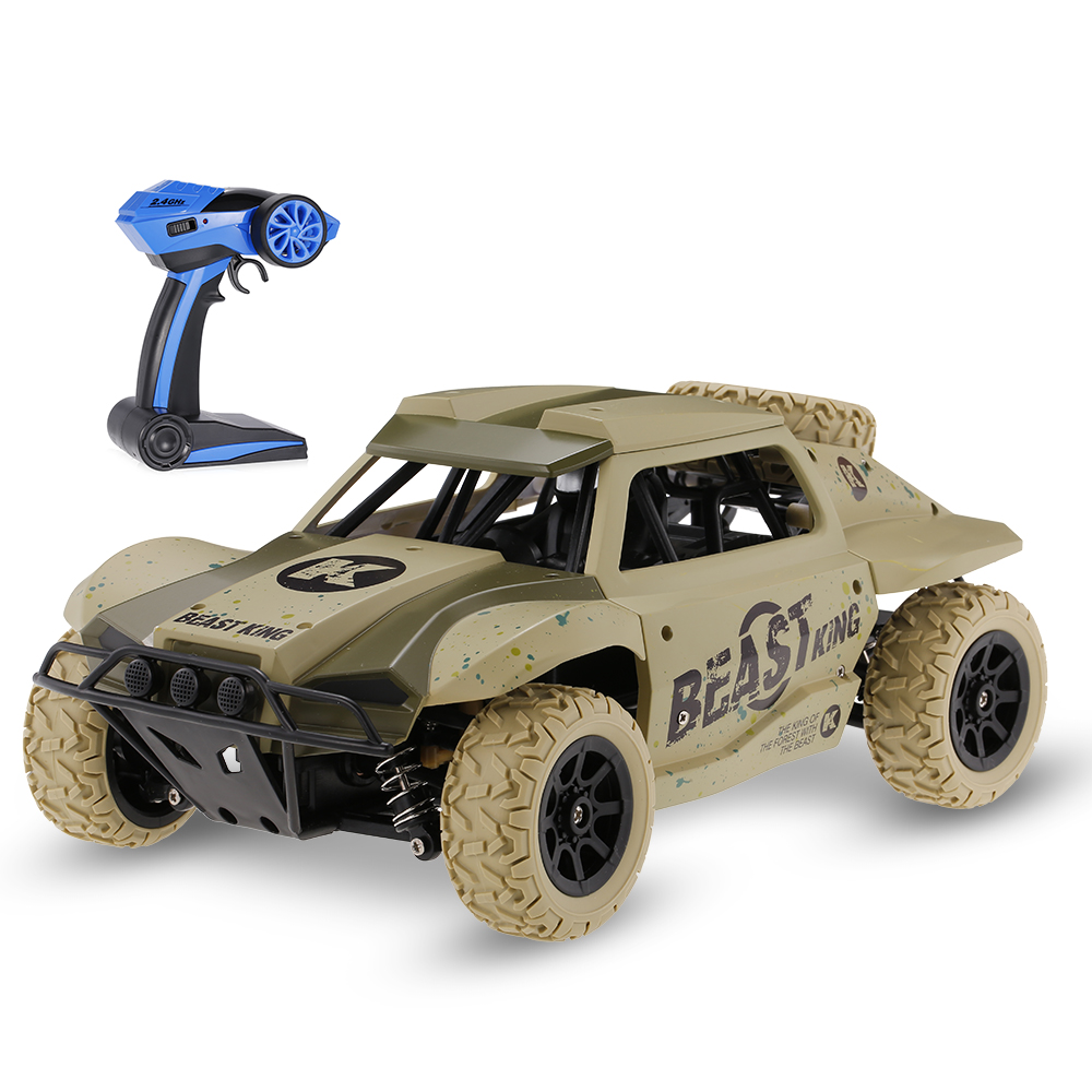 HB TOYS DK1803 1/18 2.4GHz 4WD High Speed Short Truck Off-road ...