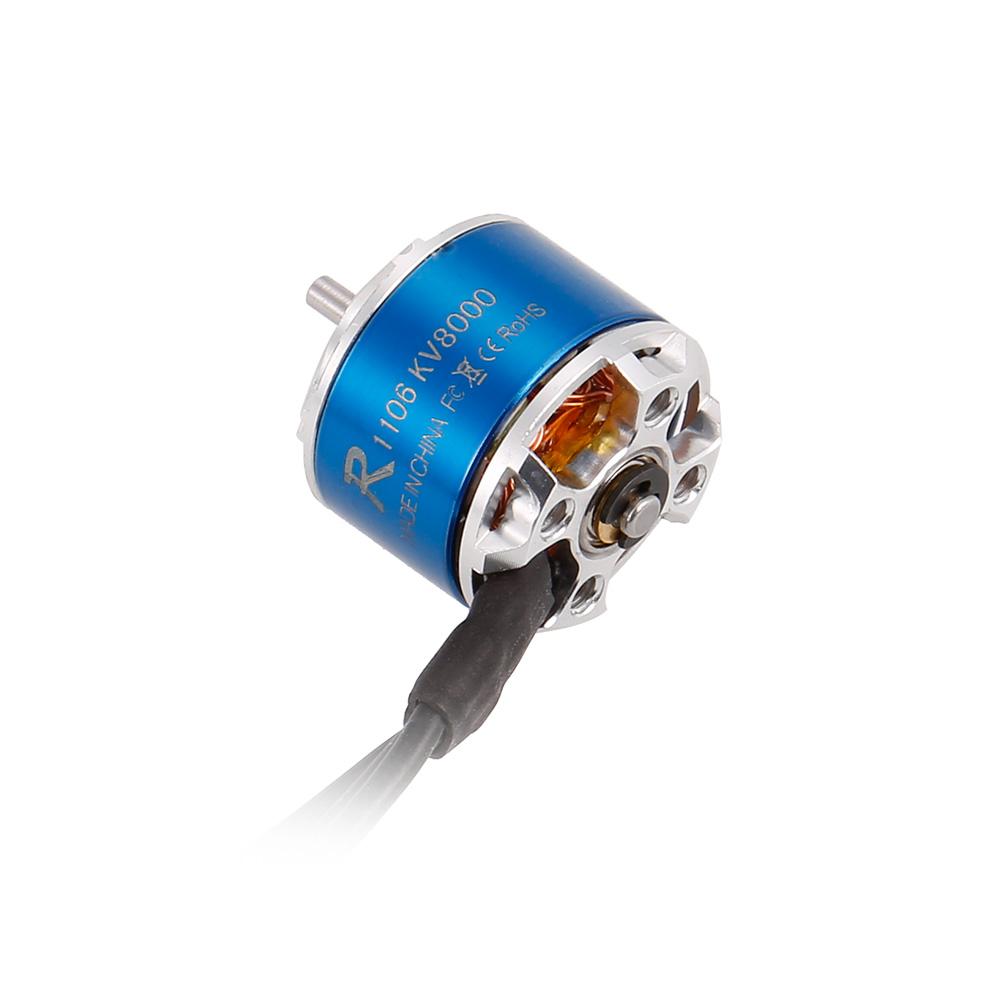 Sunnysky R1106 8000kv 1 2s B Rstenloser Motor F R 60 70 80