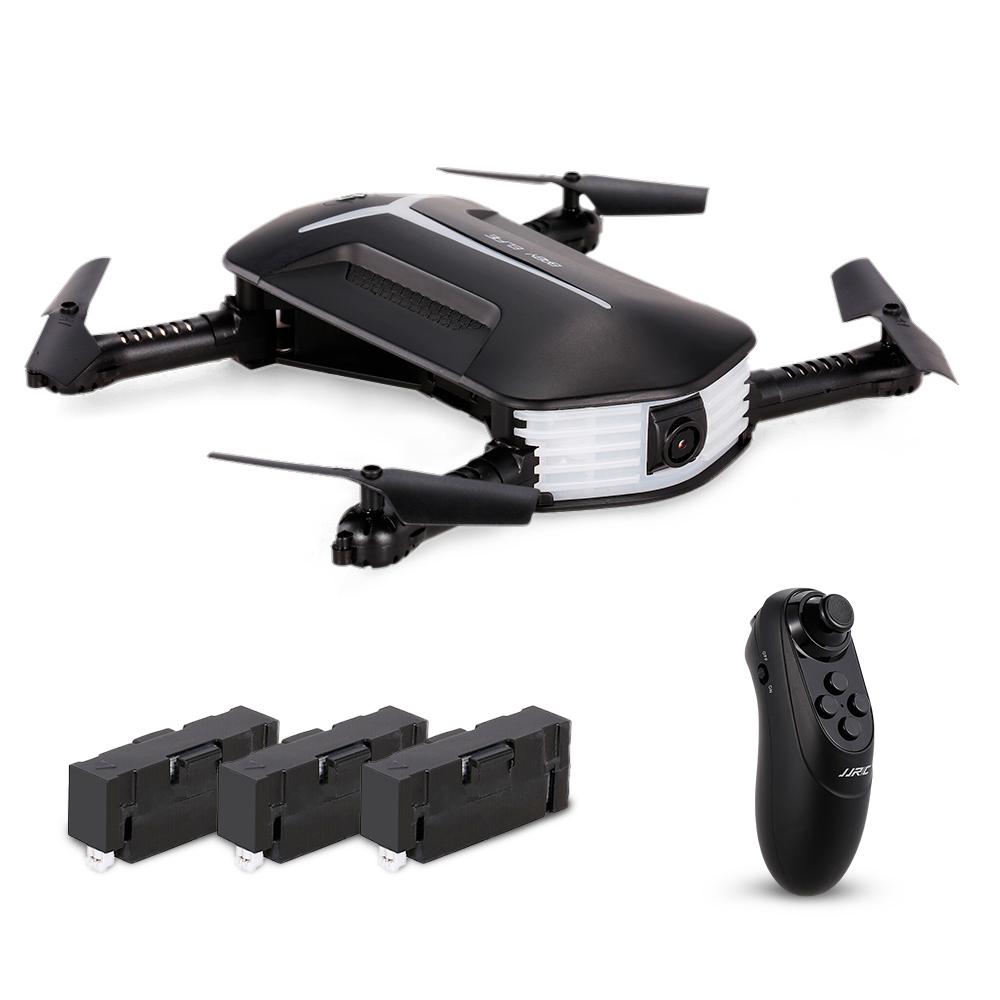 Original Jjrc Jjr C H37 Mini Baby Elfie Wifi Fpv 720p Câmera Quadcopter Dobrável G Sensor