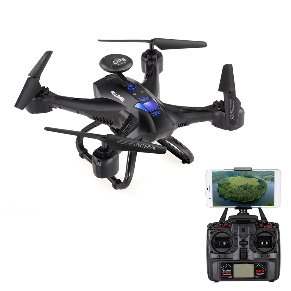 Only $85.99 For XINLIN X191 2.0MP HD Camera Drone with code XJ14