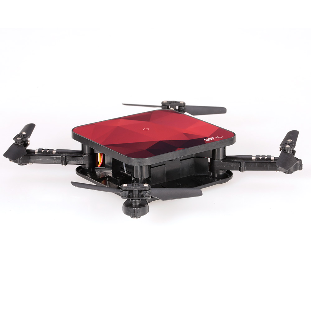 Get $6 USD Off For SMRC S1 2.4G 6 Axis Gyro 3D Mini RC Drone with code  Only $19.99 +free shipping