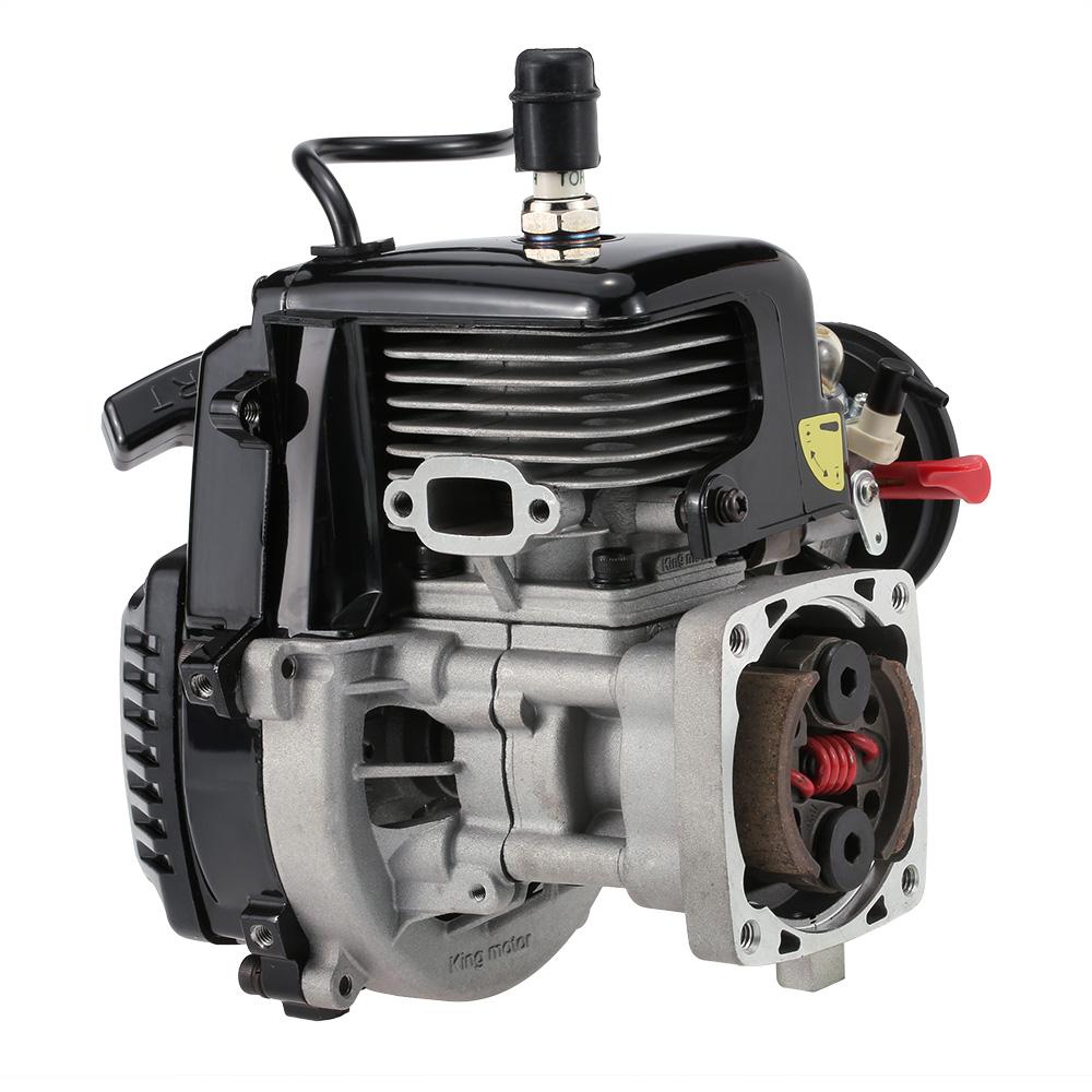King Motor KG290 29CC 2-Stroke Gasoline Pull Start Engine for 1/5 HPI Baja  5B 5T 5SC LOSI DBXL KM Rovan Buggy Redcat RC Car - RcMoment com