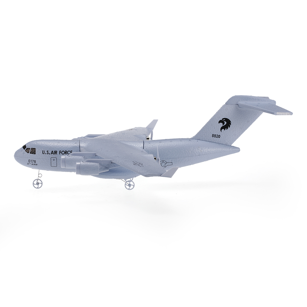 C-17 2 4GHz 2CH 373mm Wingspan RC Airplane Transport Aircraft EPP with Gyro  RTF