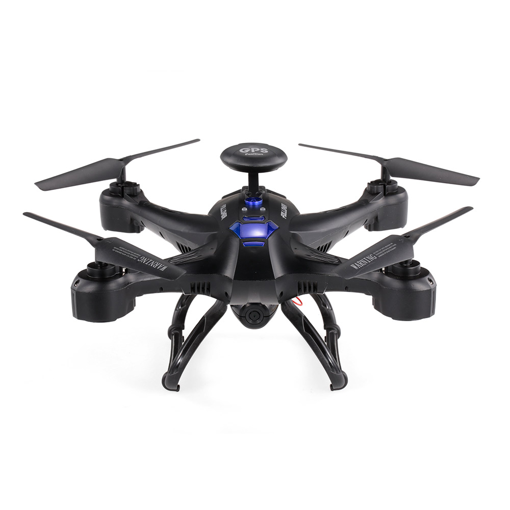 XINLIN X191 2 4G 4CH 2 0MP HD Camera 5 8G FPV Selfie Drone GPS RTH Height  Hold RC Quadcopter
