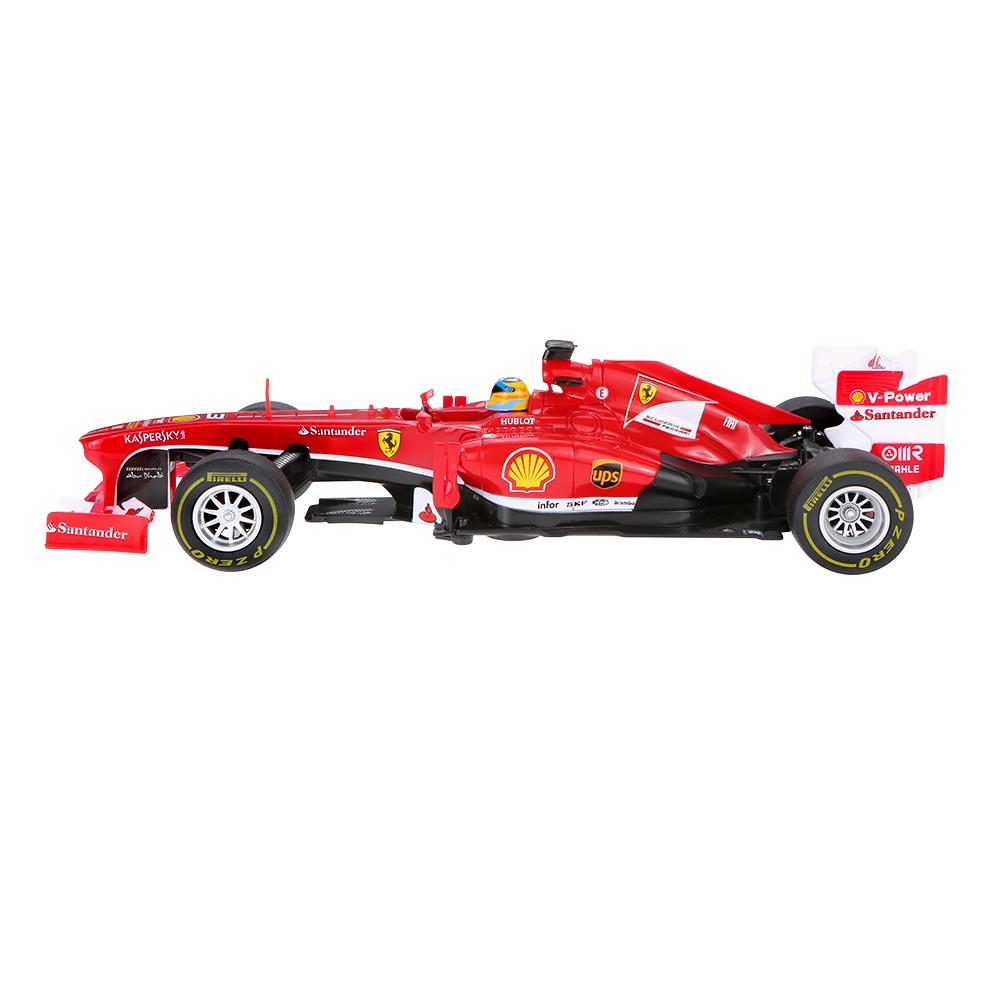 F1 53800 Ferrari 118 Rastar Garçons Véhicule Cadeau Drift Jouet Vitesse Piste Course De Voiture Radio Télécommande Rc VpUzMqS
