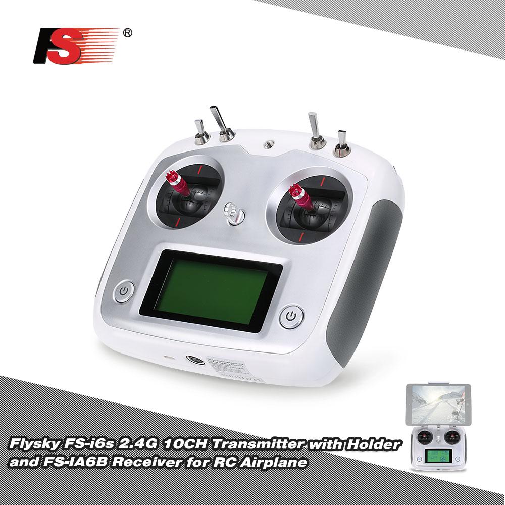 Flysky 2.4G 10CH FS-i6S Transmitter