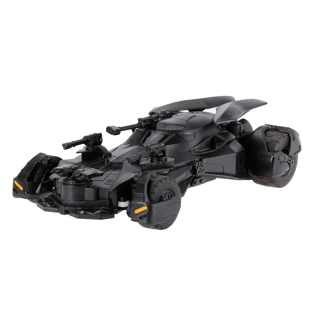 justice league 2 4g 1 18 rc batmobile rc voiture jouet pour les enfants. Black Bedroom Furniture Sets. Home Design Ideas
