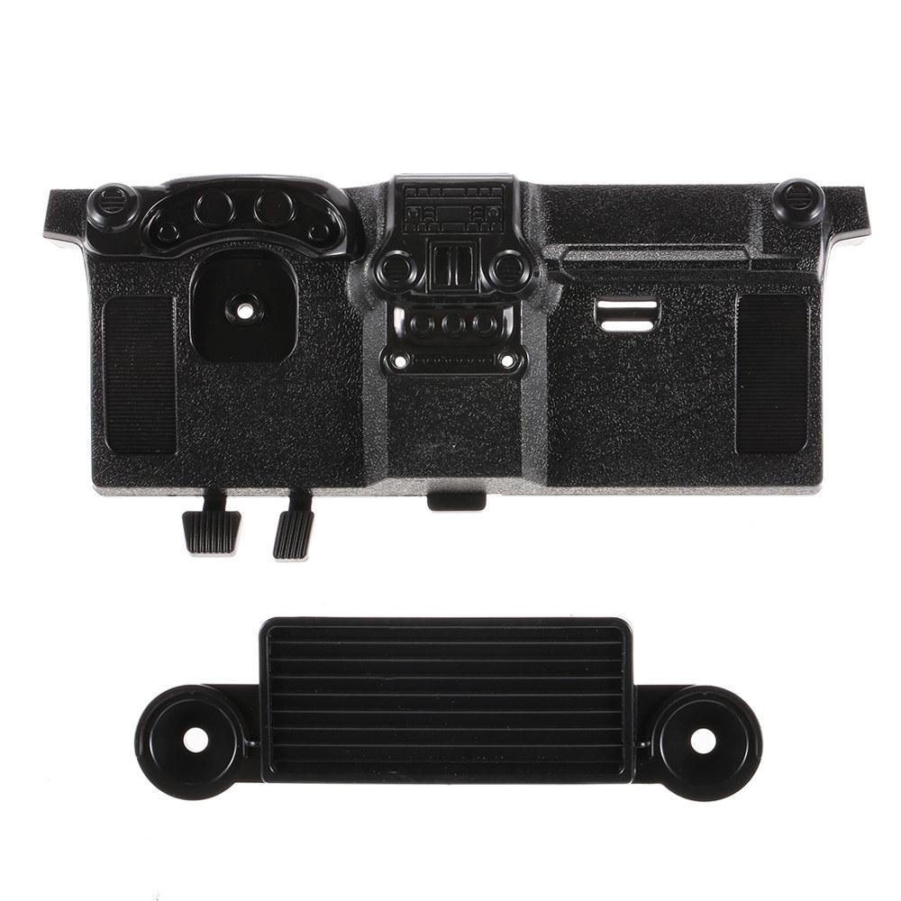 1 10 rc crawler voiture en plastique dur 313mm empattement corps shell pour axial scx10 rc4wd. Black Bedroom Furniture Sets. Home Design Ideas