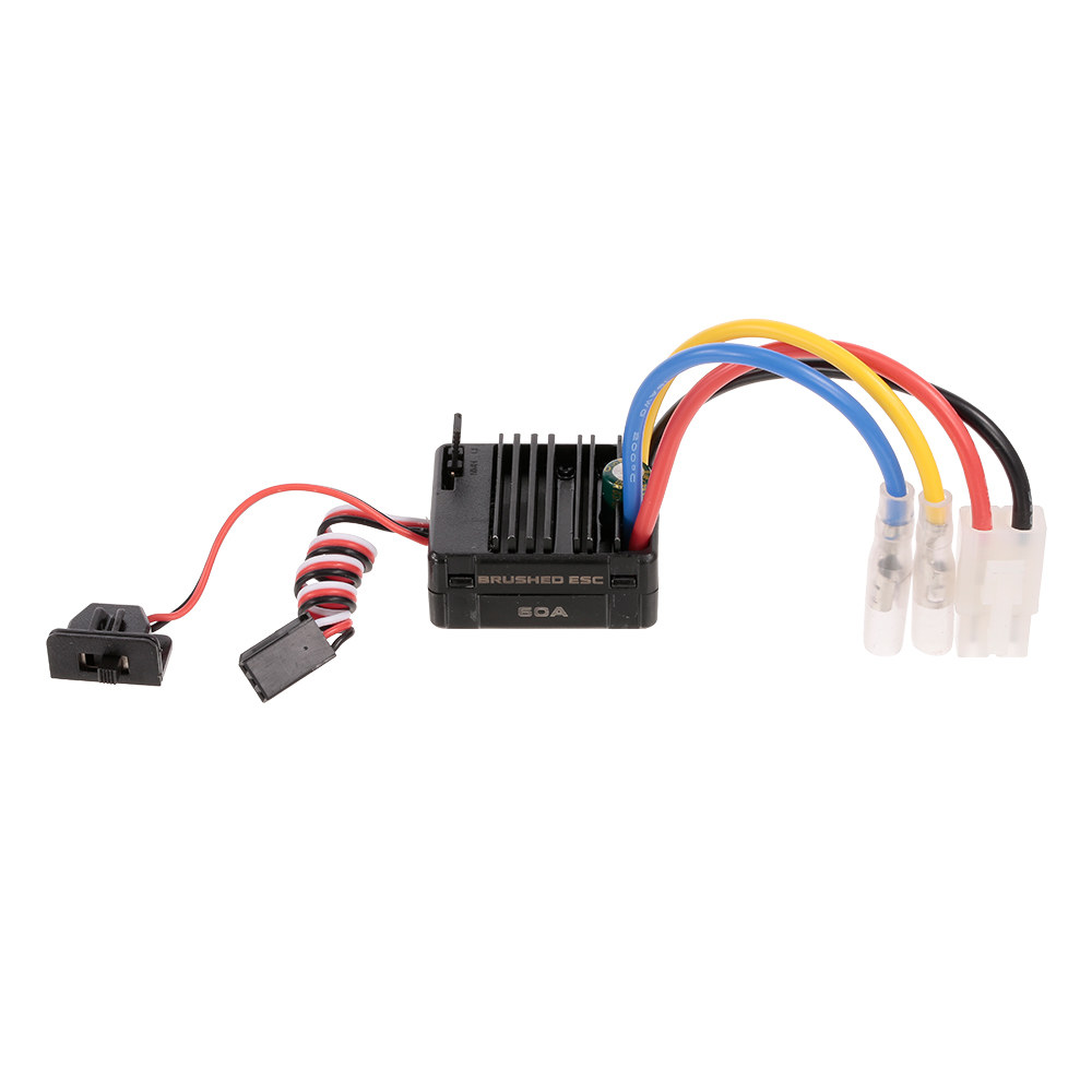 surpass hobby 540 35t brushed motor with 60a 2-3s esc bec combo