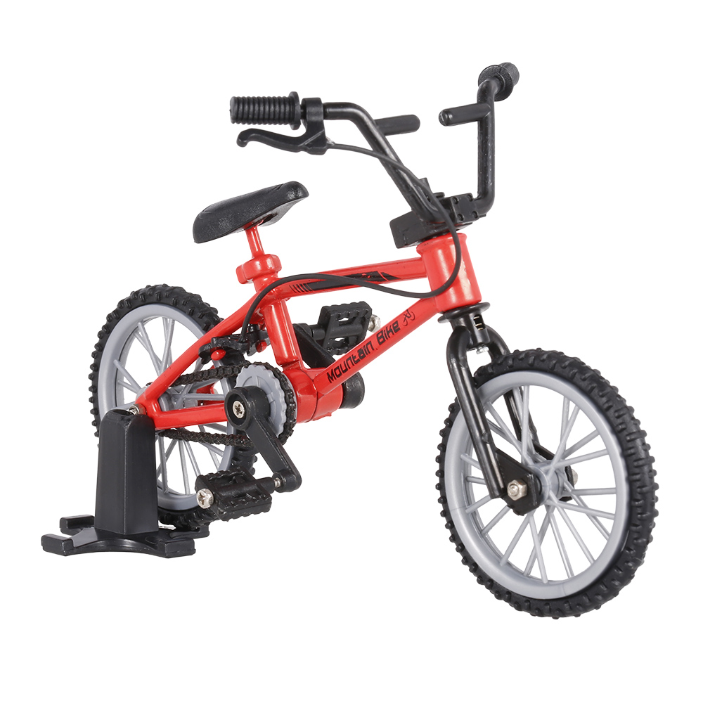 Lx801 Decor Accessories Mini Mountain Bike Model Toys For 1 10
