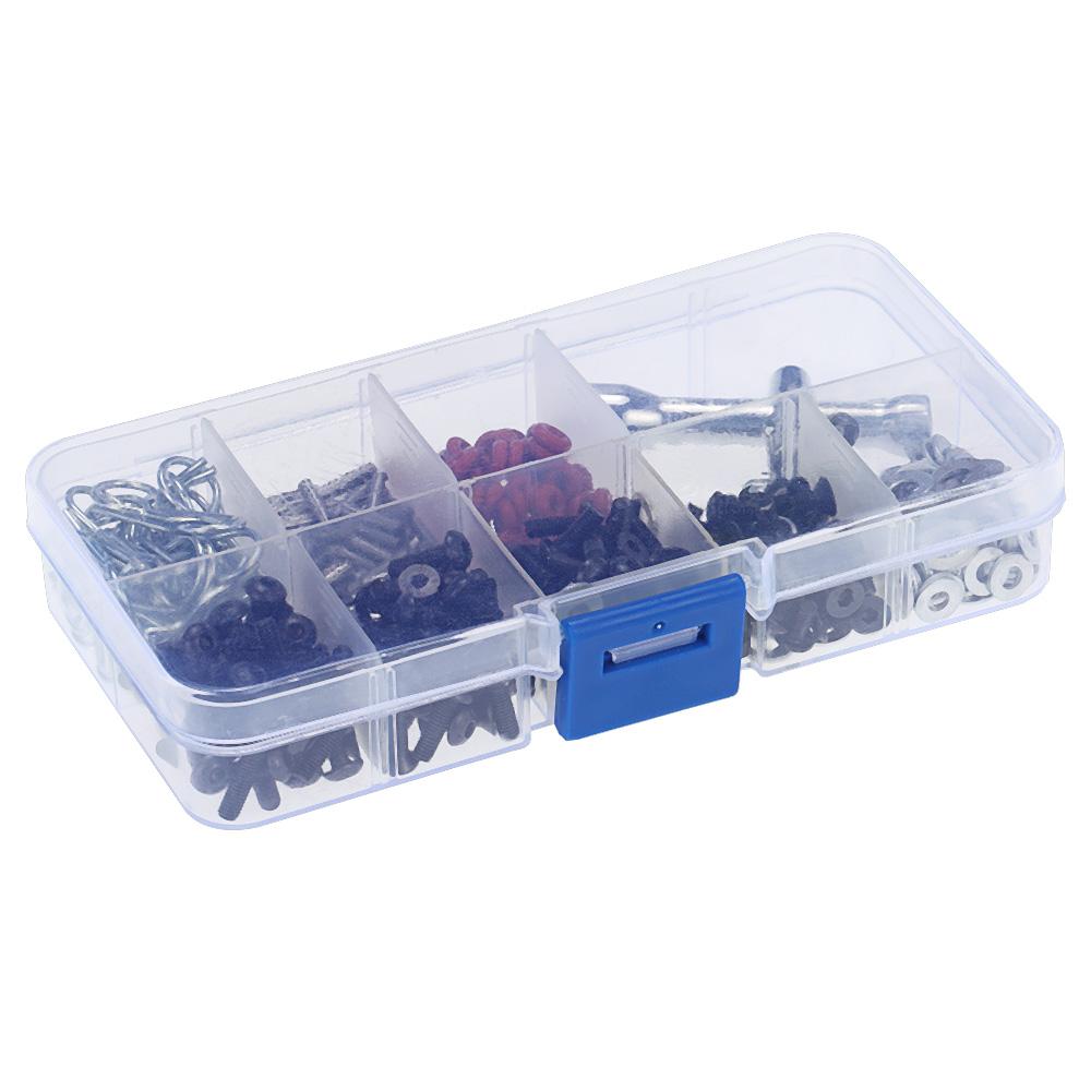 Herramienta de reparaci n especial y caja de tornillos - Cajas de herramientas ...