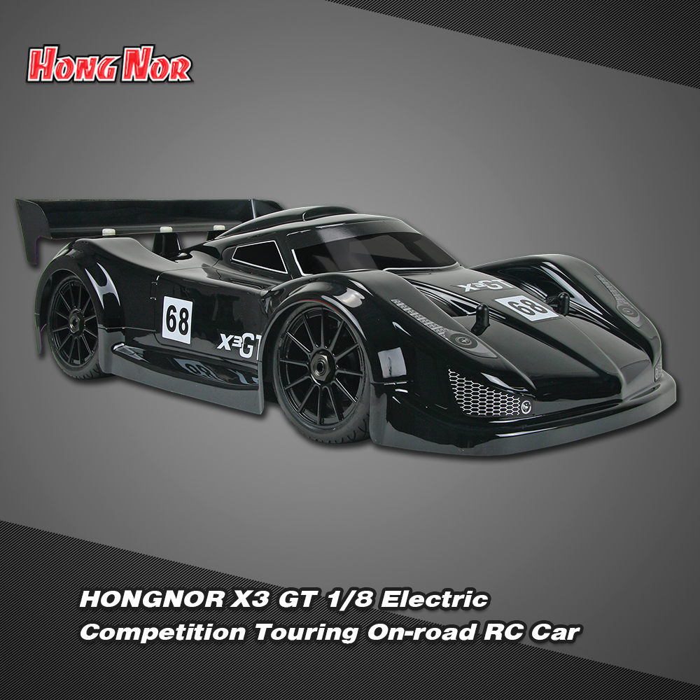 Original HONGNOR X3 GT 1/8 4WD Competition Touring Nitro RC Car KIT Version  with Fuel Tank and Internal Differential Gear - RcMoment com