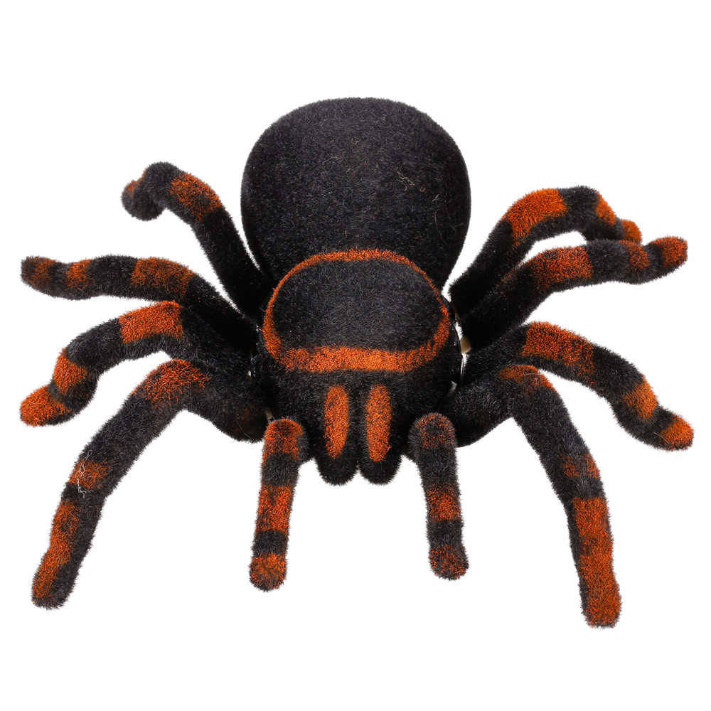 Radio Control RC Simulation Furry Tarantula Electronic Spider Toy ...