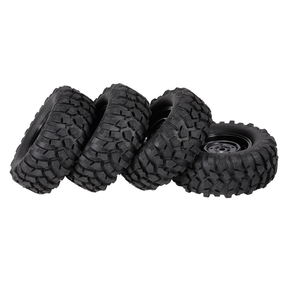 4 pcs 1 9 pouces 96mm roue de voiture jante roue et pneu pour 1 10 hsp redcat traxxas axial. Black Bedroom Furniture Sets. Home Design Ideas