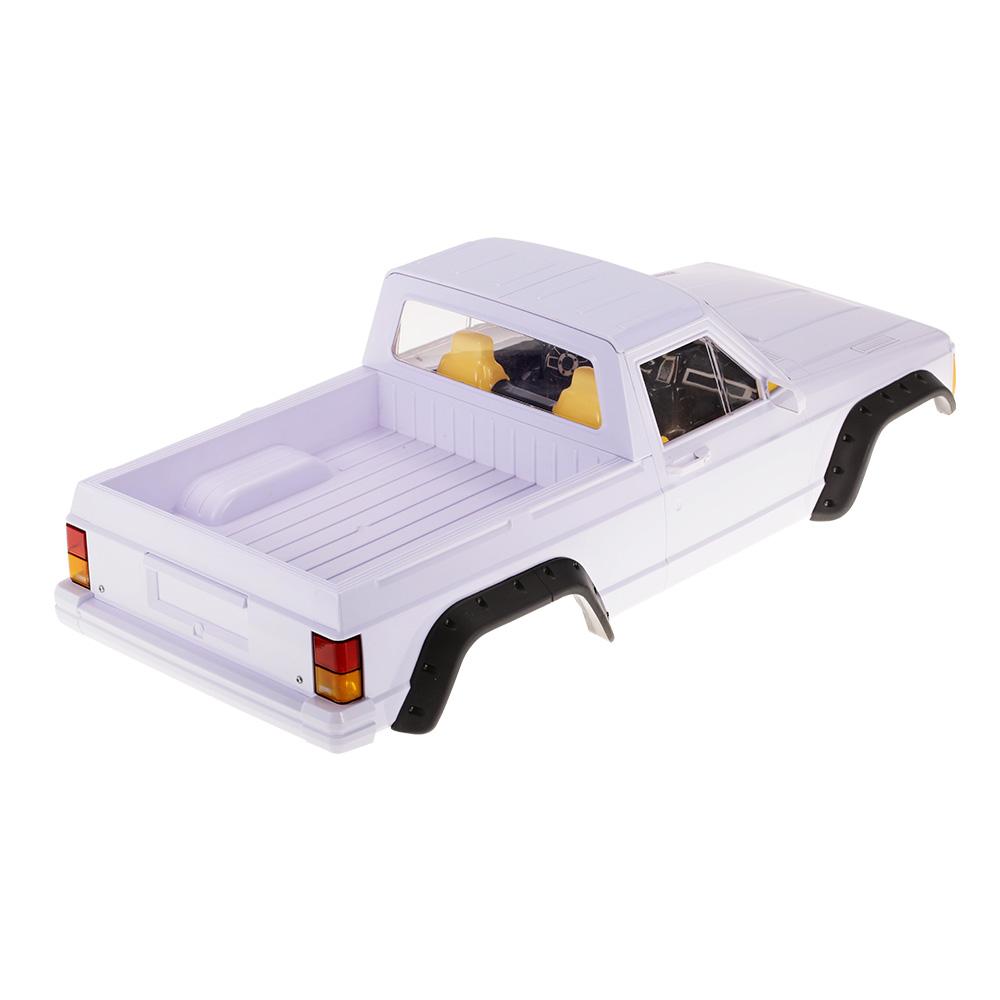 austar 313mm empattement dur en plastique camion pick up carrosserie corps kit pour axial scx10. Black Bedroom Furniture Sets. Home Design Ideas