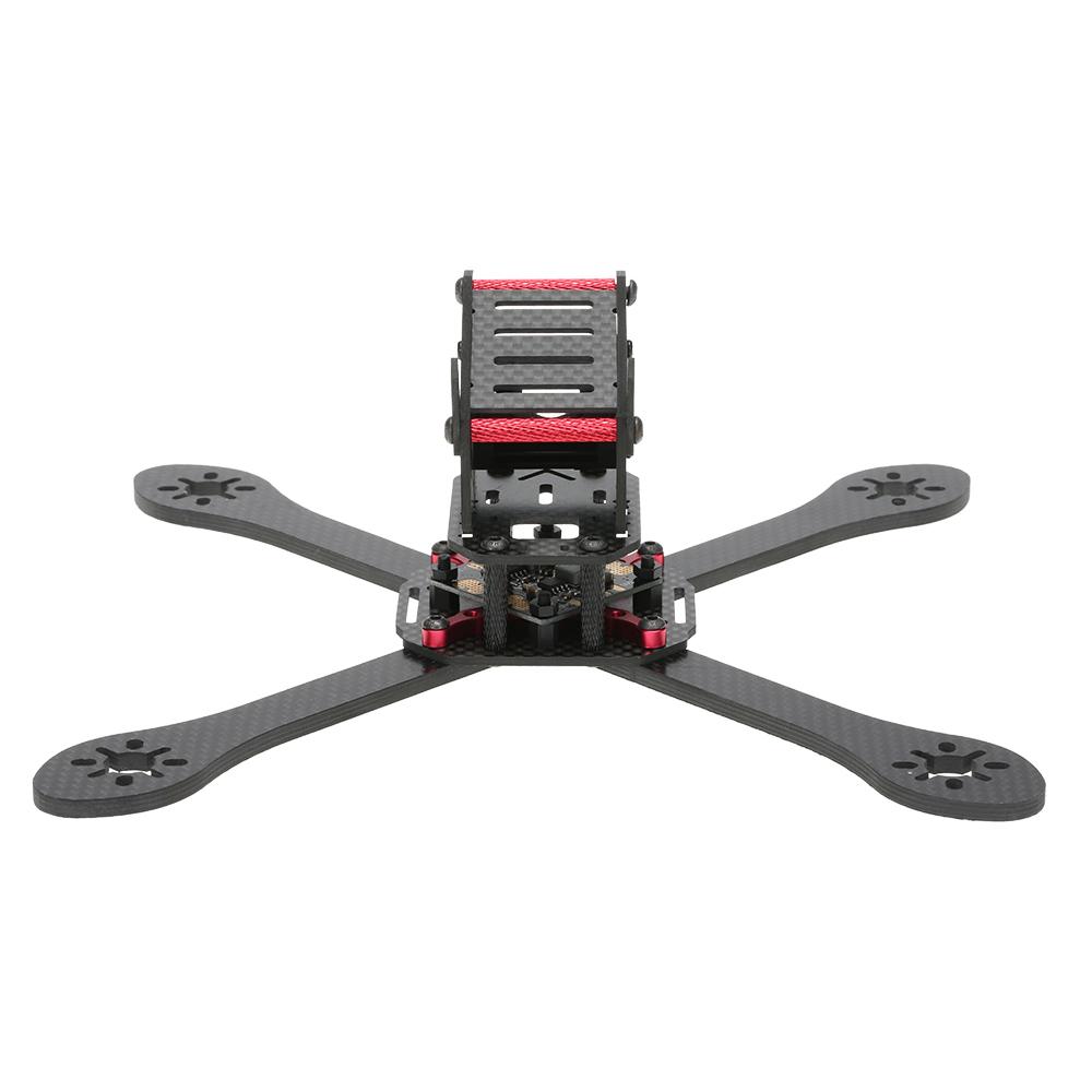 Original GEPRC GEP-ZX6 Marco de fibra de carbono Quadcopter FPV ...