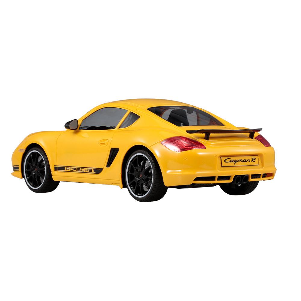 R Rc Modèle 2ch De Sports 110 Hq20129 Course Porsche Cayman Voiture Jouet 45cRj3LAq