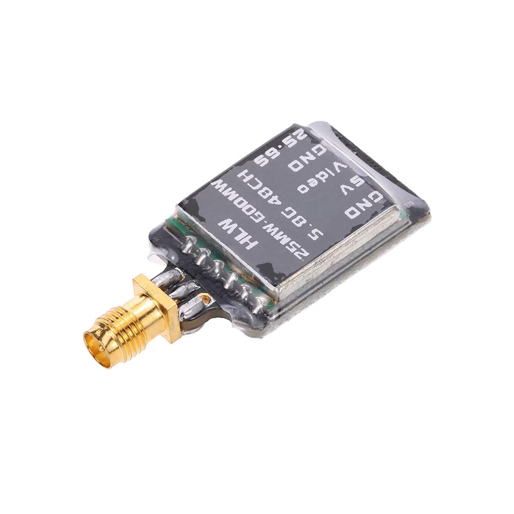 5 8g 600mw/25mw 48ch wireless av transmitter raceband for qav210 qav250  racer250 fpv racing