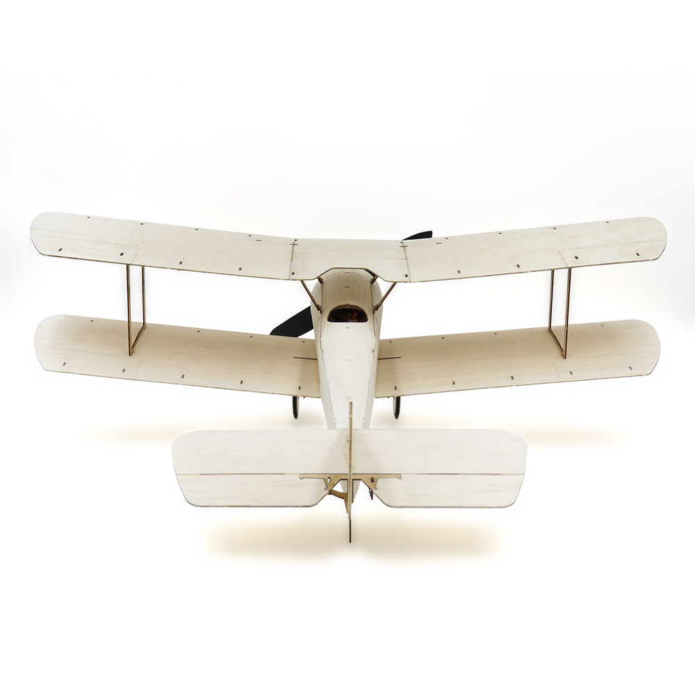 Sopwith Pup Balsa Wood 378mm Wingspan Biplane Warbird Aircraft Model Light  Wood Airplane Kit - Rcmoment com