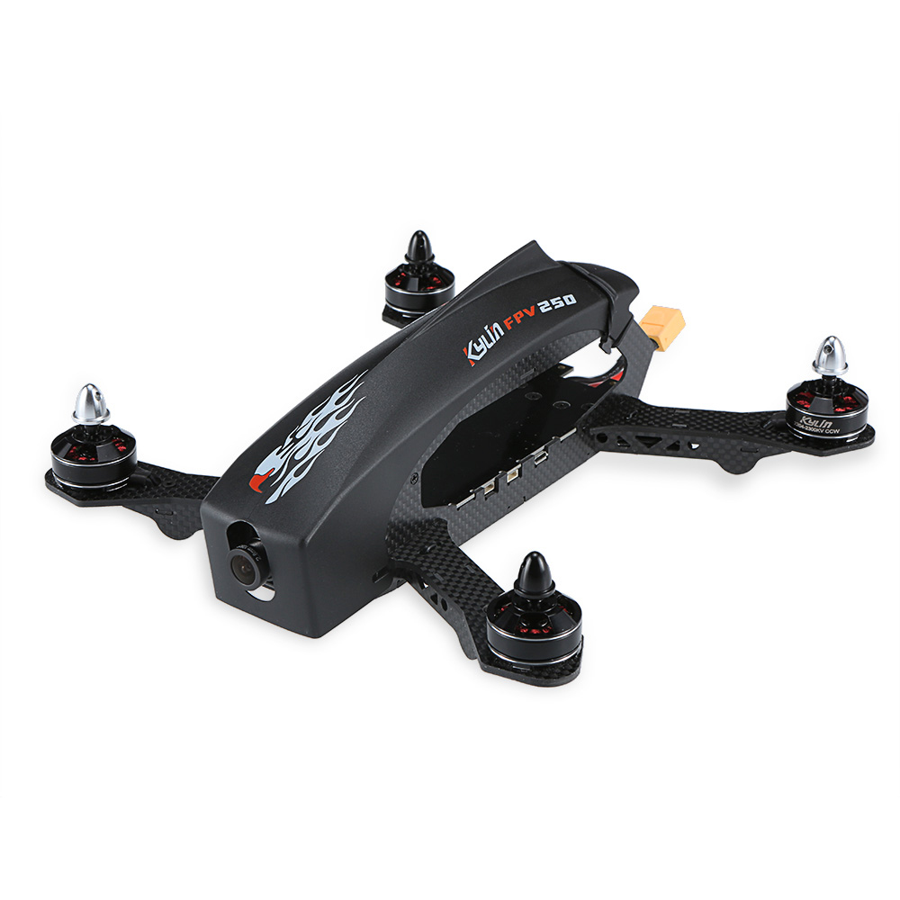 Get 10 USD Off For KDS Kylin FPV 250 Racing Drone with code  Only $169.99 +free shipping