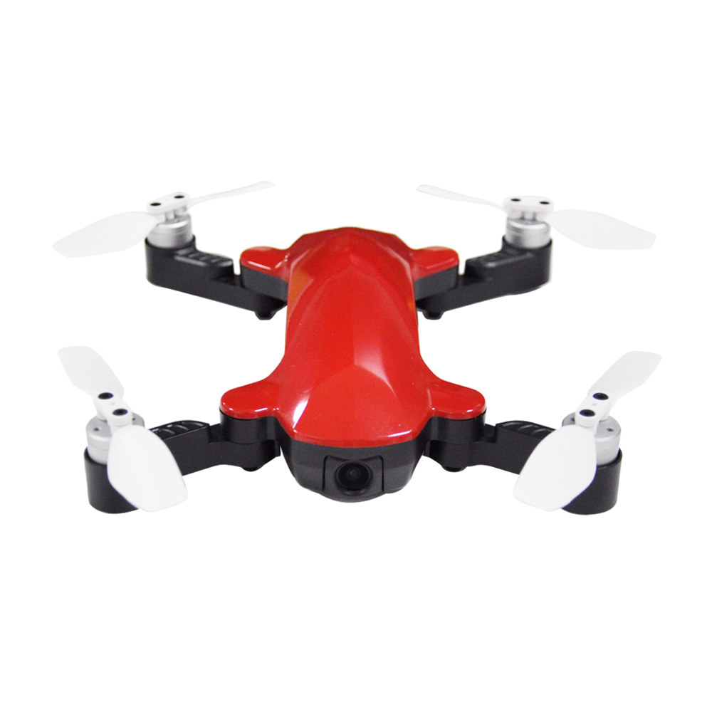 red SIMTOO XT175 Fairy Brushless Selfie Drone - RcMoment.com