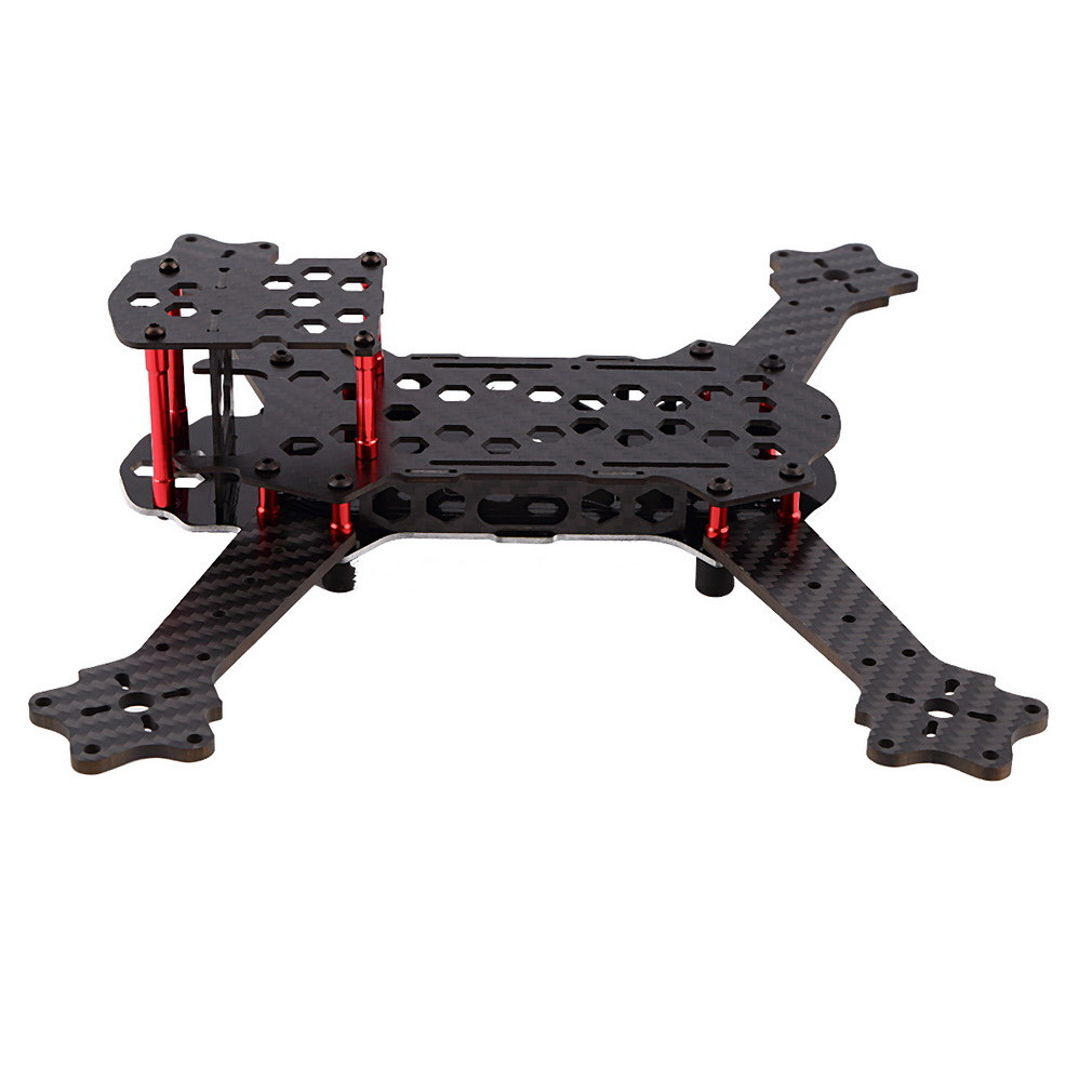 250 Carbon Fiber FPV Racing Drone Quadcopter Frame Kit with PDB for ...
