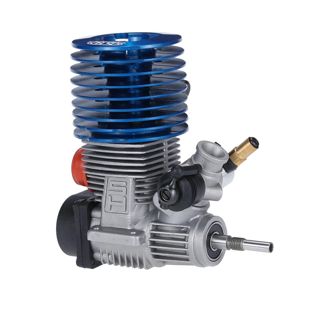 Original SH M21-P3 3 48cc 2-stroke Pull Start Engine for 1/8 Nitro Powered  Buggy Truggy RC Car - RcMoment com