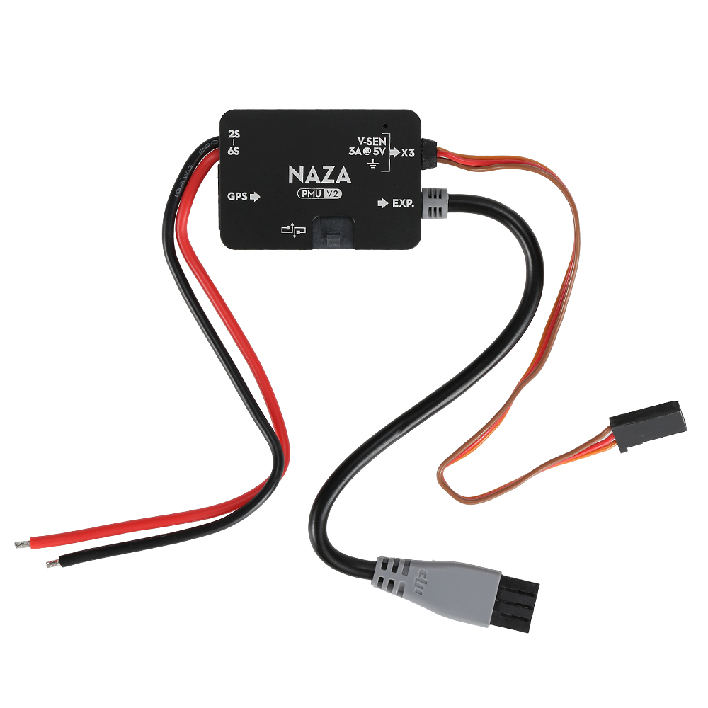 Original Dji Naza M V2 Mulirotor Flight Control System With Gps Wiring Diagram Module Combo Set For
