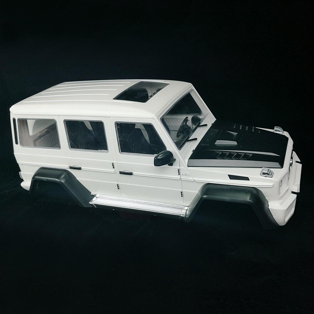 161006A Hartplastik Auto Shell Körper DIY Kit für 313mm Radstand 1 ...