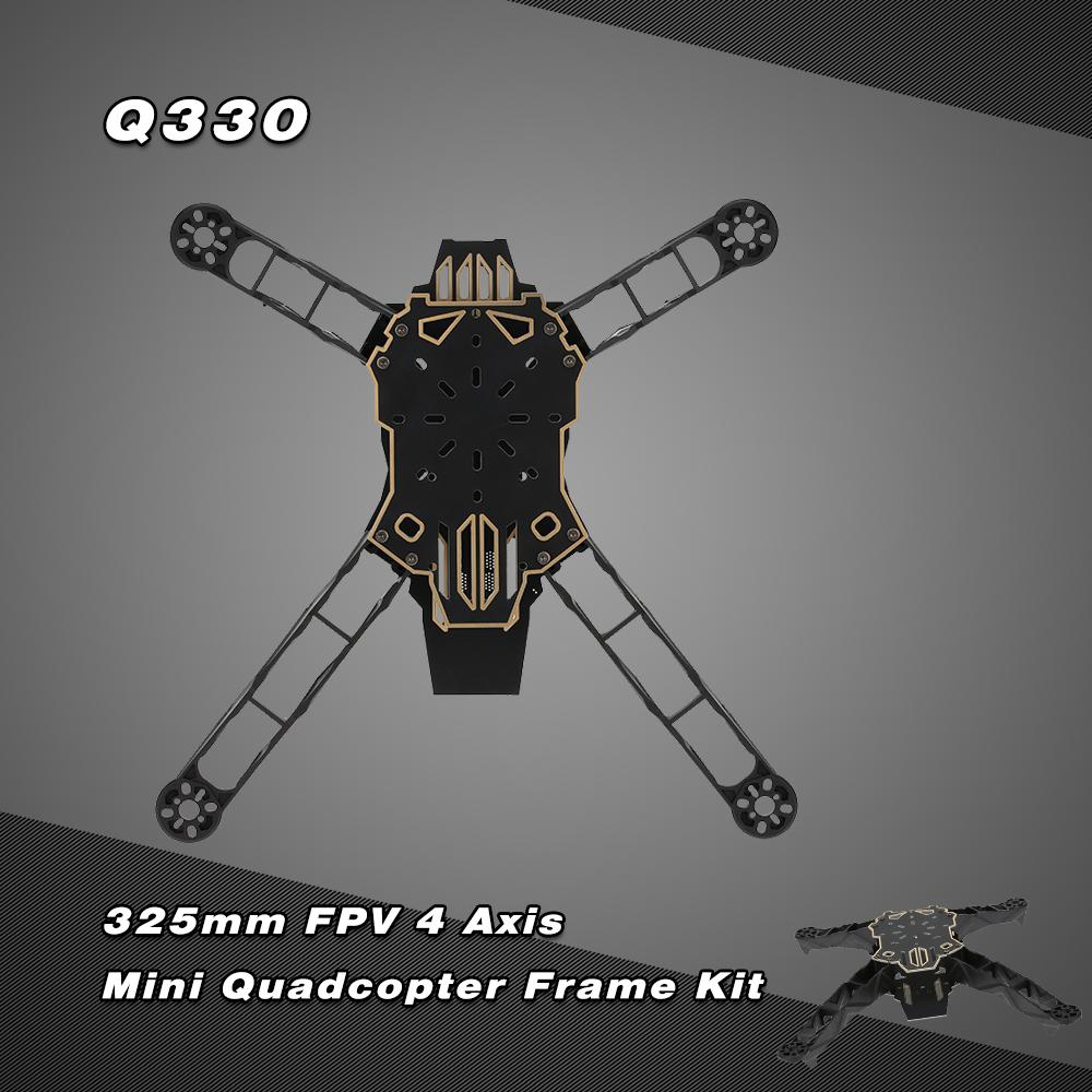 Totem Q330 325mm 4 ejes Kit Marco mini Quadcopter para FPV ...