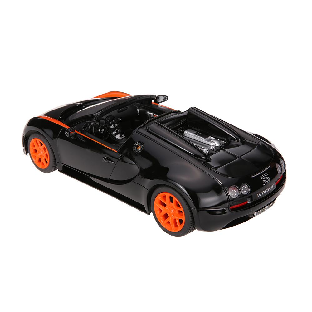rastar 70400 27mhz r c 1 14 bugatti grand sport vitessei radio mod le voiture t l command e. Black Bedroom Furniture Sets. Home Design Ideas